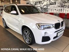 BMW Cape Town X3 xDrive20d M Sport