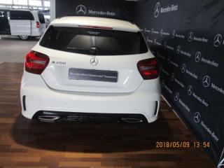 Mercedes-Benz A 200 AMG automatic