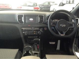 Kia Sportage 1.6 Tgdi AWD DCT GT