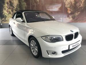 BMW 120i Convertible - Image 1