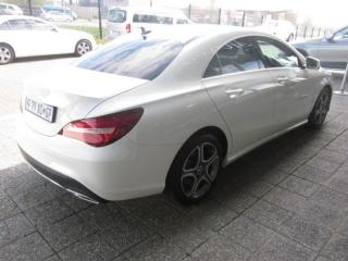 Mercedes-Benz CLA220d Urban automatic
