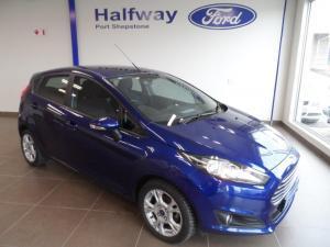 Ford Fiesta 5-door 1.6TDCi Trend - Image 2