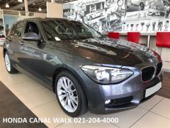BMW Cape Town 1 Series 116i 5-door auto