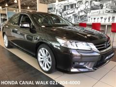 Honda Cape Town Accord 3.5 V6 Exclusive