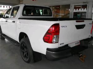 Toyota Hilux 2.4GD-6 double cab 4x4 SRX - Image 8