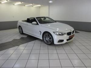 BMW 4 Series 420i convertible M Sport auto - Image 1
