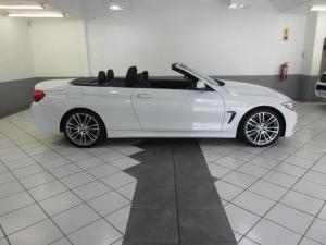 BMW 4 Series 420i convertible M Sport auto - Image 2