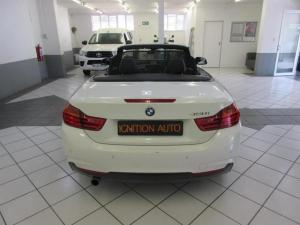BMW 4 Series 420i convertible M Sport auto - Image 3