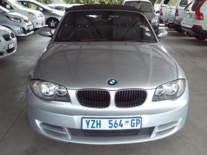BMW 1 Series 125i convertible steptronic - Image 1