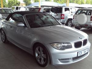 BMW 1 Series 125i convertible steptronic - Image 2