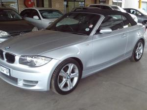BMW 1 Series 125i convertible steptronic - Image 3