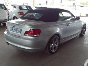 BMW 1 Series 125i convertible steptronic - Image 5