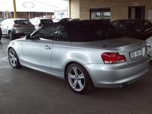 BMW 1 Series 125i convertible steptronic - Image 7