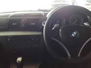 BMW 1 Series 125i convertible steptronic - Image 9