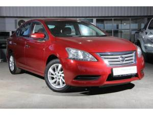 Nissan Sentra 1.6 Acenta auto - Image 1
