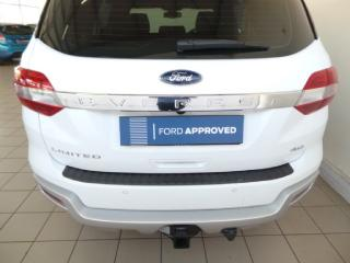 Ford Everest 3.2 4WD Limited