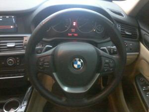 BMW X3 xDRIVE35i automatic - Image 9