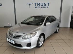 2012 Toyota Corolla 1.6 Advanced automatic