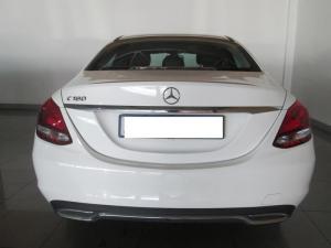 Mercedes-Benz C180 automatic - Image 6