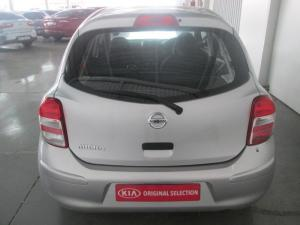 Nissan Micra 1.2 Visia+ Audio 5-Door - Image 4