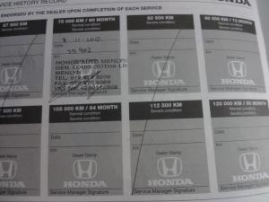 Honda FR-V 1.8i - Image 8