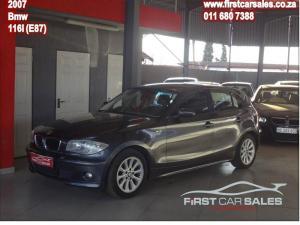 BMW 116i - Image 1