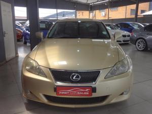 Lexus IS 250 automatic - Image 3
