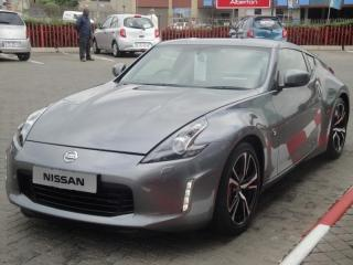 Nissan 370 Z Coupe automatic