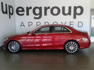 Mercedes-Benz C250 Bluetec AMG Line automatic