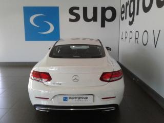 Mercedes-Benz C220d Coupe automatic
