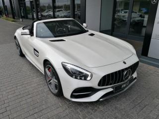 Mercedes-Benz AMG GT C 4.0 V8 Roadster