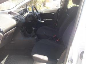 Ford Fiesta 1.5 Tdci Trend 5-Door - Image 10