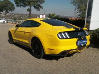 Ford Mustang 2.3 Ecoboost automatic