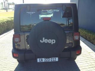Jeep Wrangler Rubicon 3.6 V6 automatic 2-Door