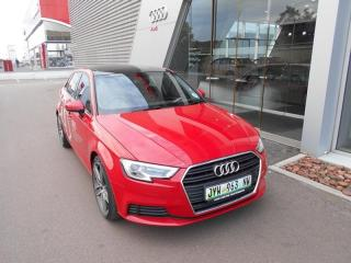 Audi A3 Sportback 14 Tfsi Stronic 2018 Demo For R 429900 New Car