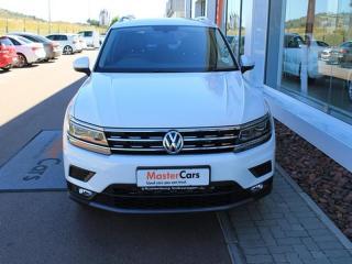Volkswagen Tiguan 1.4 TSI Comfortline