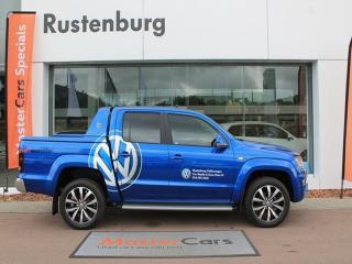 Volkswagen Amarok 2.0 Bitdi H-LINE EX 132KW 4MOT automatic D/C