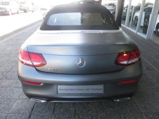 Mercedes-Benz C200 Cabrio AMG automatic