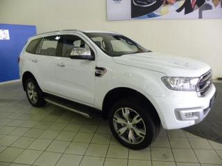 Ford Everest 3.2 Tdci LTD 4X4 automatic