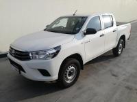 Toyota Hilux 2.4 GD-6 SR 4X4D/C