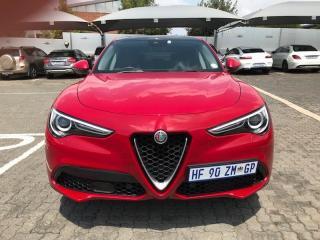 Alfa Romeo Stelvio 2.0T First Edition
