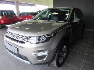 Land Rover Discovery Sport 2.0i4 D HSE LUX