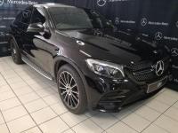 Mercedes-Benz GLC Coupe 250d AMG