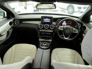 Mercedes-Benz C220 Bluetec AMG Line automatic