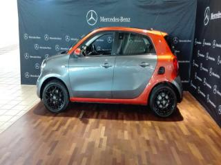 Smart Forfour Prime automatic