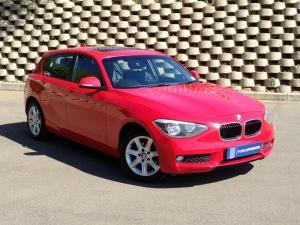 BMW 116i 5-Door automatic - Image 1