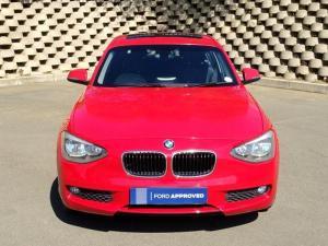 BMW 116i 5-Door automatic - Image 9