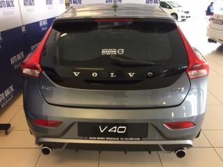 Volvo V40 T3 R-DESIGN Geartronic