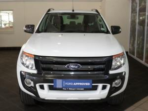 Ford Ranger 3.2TDCi Wildtrak automaticD/C - Image 4