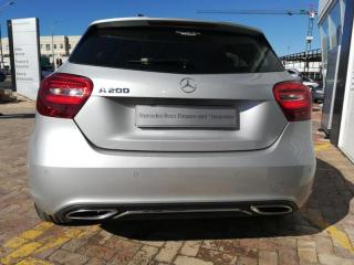 Mercedes-Benz A 200 Urban automatic